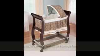 Comfort Wood Bassinet Review - Does Summer Infant Comfort Wood Bassinet Work