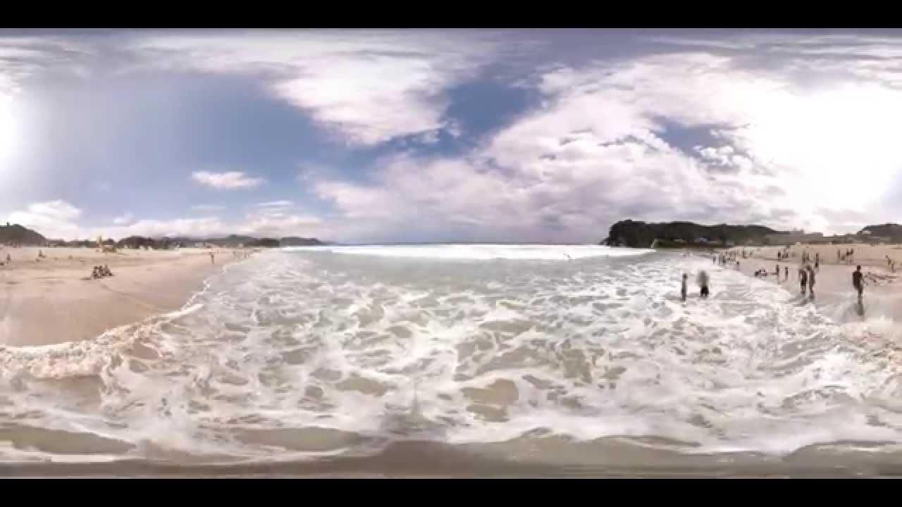 360°VR動画 白浜大浜海岸 - ARTCRAFT