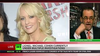 Cohen to plead the Fifth in Stormy lawsuit