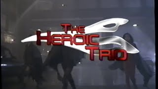 The Heroic Trio (1993) Teaser (VHS Capture)