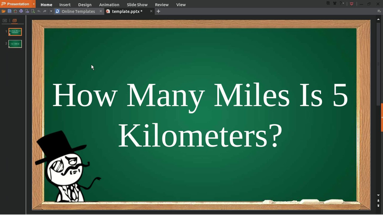 How Many Miles From >> How Many Miles Is 5 Kilometers Youtube