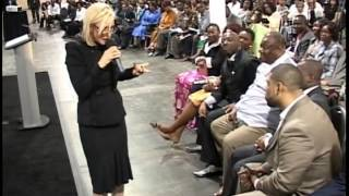 Impact Mega Conference - Pastor Paula White - The Battle Before the Breakthrough