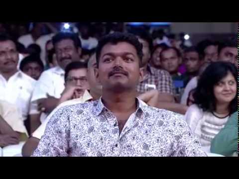 vijay in puli audio release  function HD SUNTV..OFFICIAL VIDEO