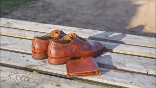 Индивидуальный пошив обуви  Головань. Golovan Shoes.(Изготовление обуви. Видео состоит из множества смонтированый отрезков. Засняты основные этапы пошива..., 2016-05-10T08:59:19.000Z)