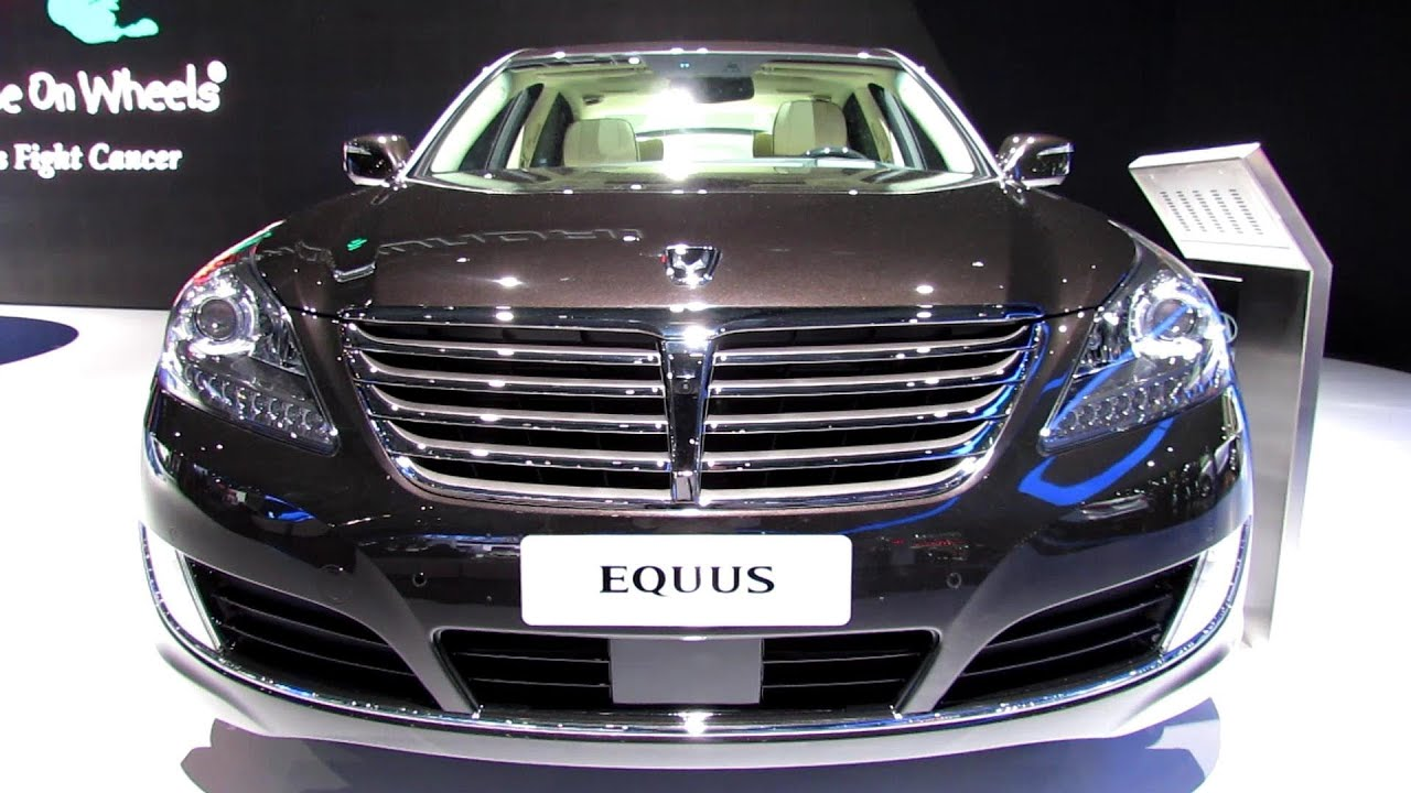 2015 Hyundai Equus Review And Price