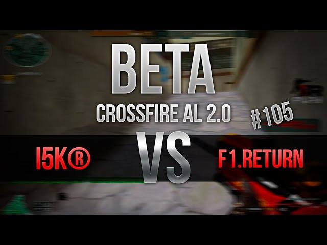Serie[beta] #105 - I5k® Vs F1.return - BetÃo