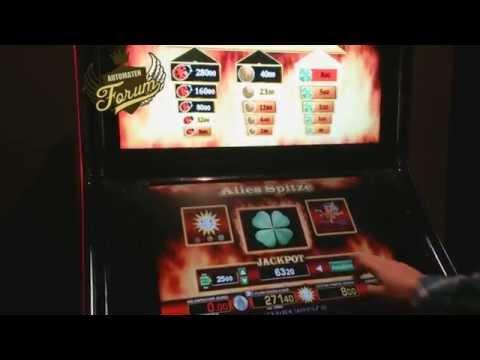 Video Casino automaten hacken