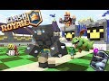 Monster School : Clash Royale Red King Legendary Deck - Minecraft Animation