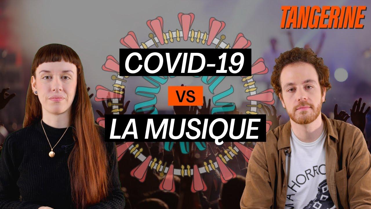 COVID-19 : quelles conséquences pour l'industrie musicale ? | TANGERINE feat @TOYBLOÏD & Yann Landry