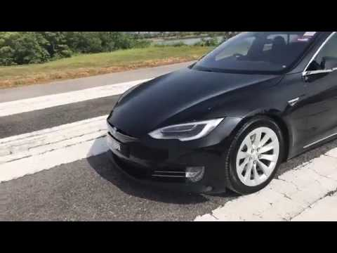 Tesla Model S Facelift in Malaysia - walk-around tour