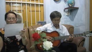 Phận Gái Thuyền Quyên - Guitar đệm hát
