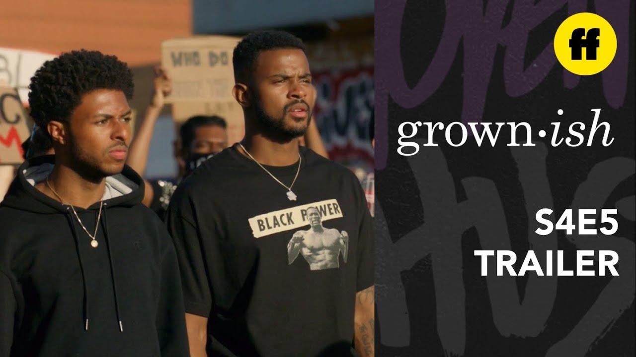 Download grown-ish | Season 4, Episode 5 Trailer | Facing Injustice