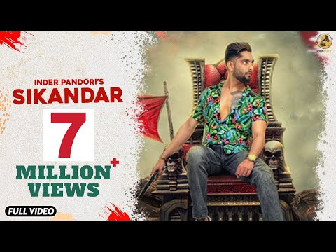 SIKANDAR (FULL VIDEO) | INDER PANDORI | PREET HUNDAL | FOLK RAKAAT | LATEST PUNJABI SONG 2019