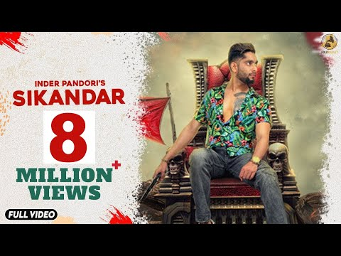 SIKANDAR Mp3 Song status song video download INDER PANDORI PREET HUNDAL