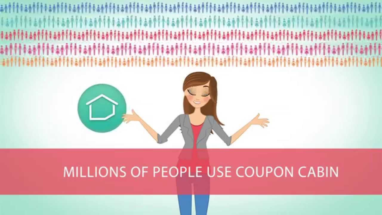 How Cashback From Coupon Cabin Works   :60