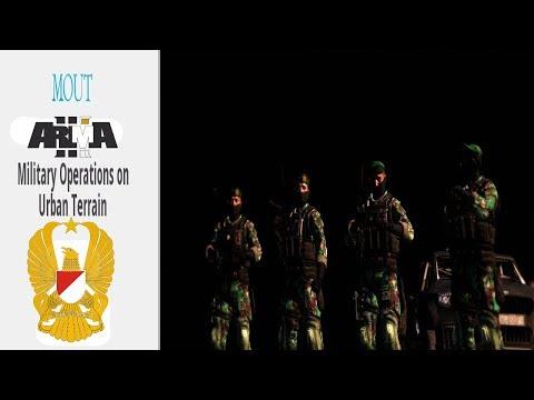 Arma3 operation on urbanized terrain Altis [Singleplayer]