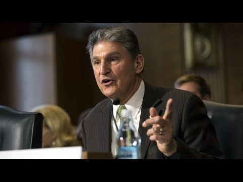 Corporate Joe Manchin Is Against The París Climate Agreement