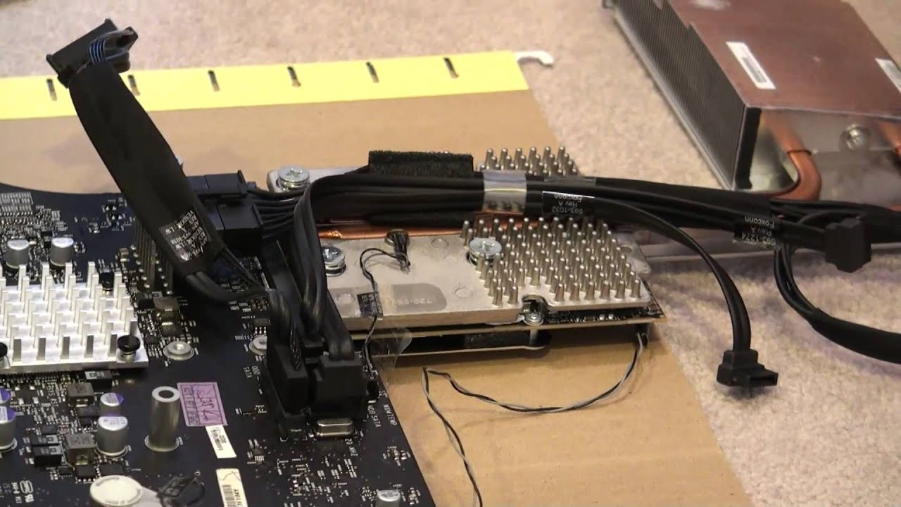 Apple Imac Mid 2010 27 Quot Hard Drive Ssd Upgrade Dual