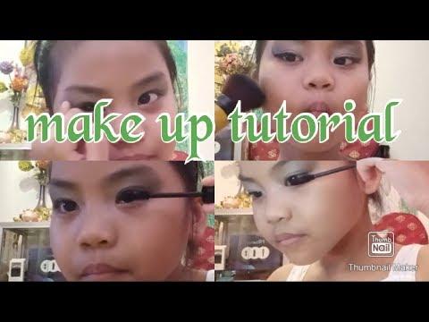 kid makeup tutorial  for event part1 #Vlog26