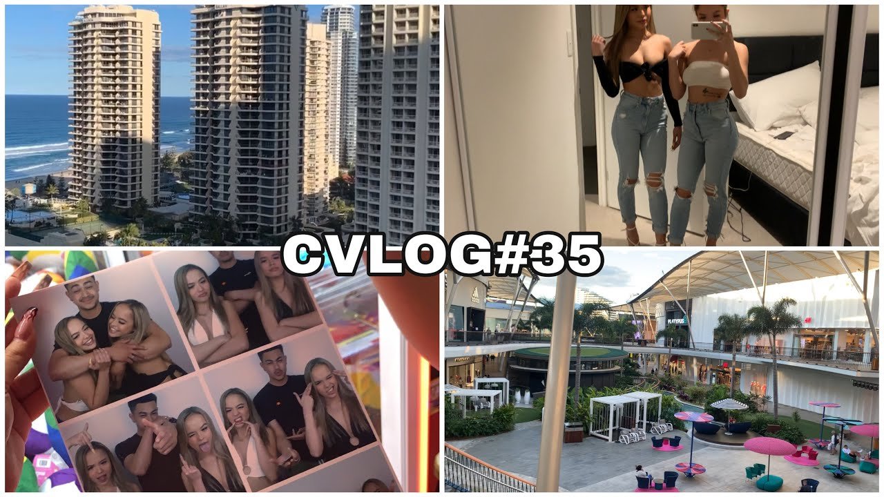 Gold cost and Brisbane Vlog (liburan singkat)