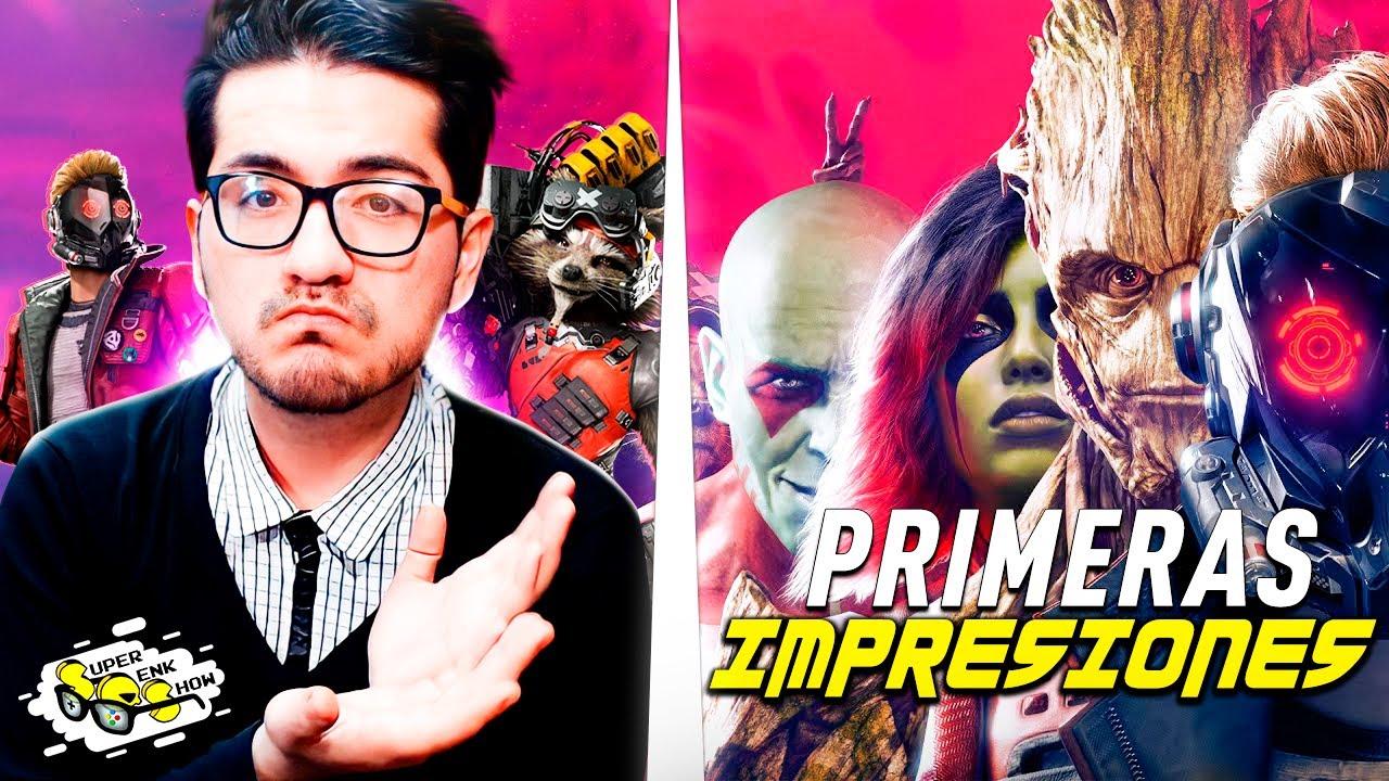 Download Guardians of the Galaxy: Impresiones de las PRIMERAS HORAS | Qenk Juega