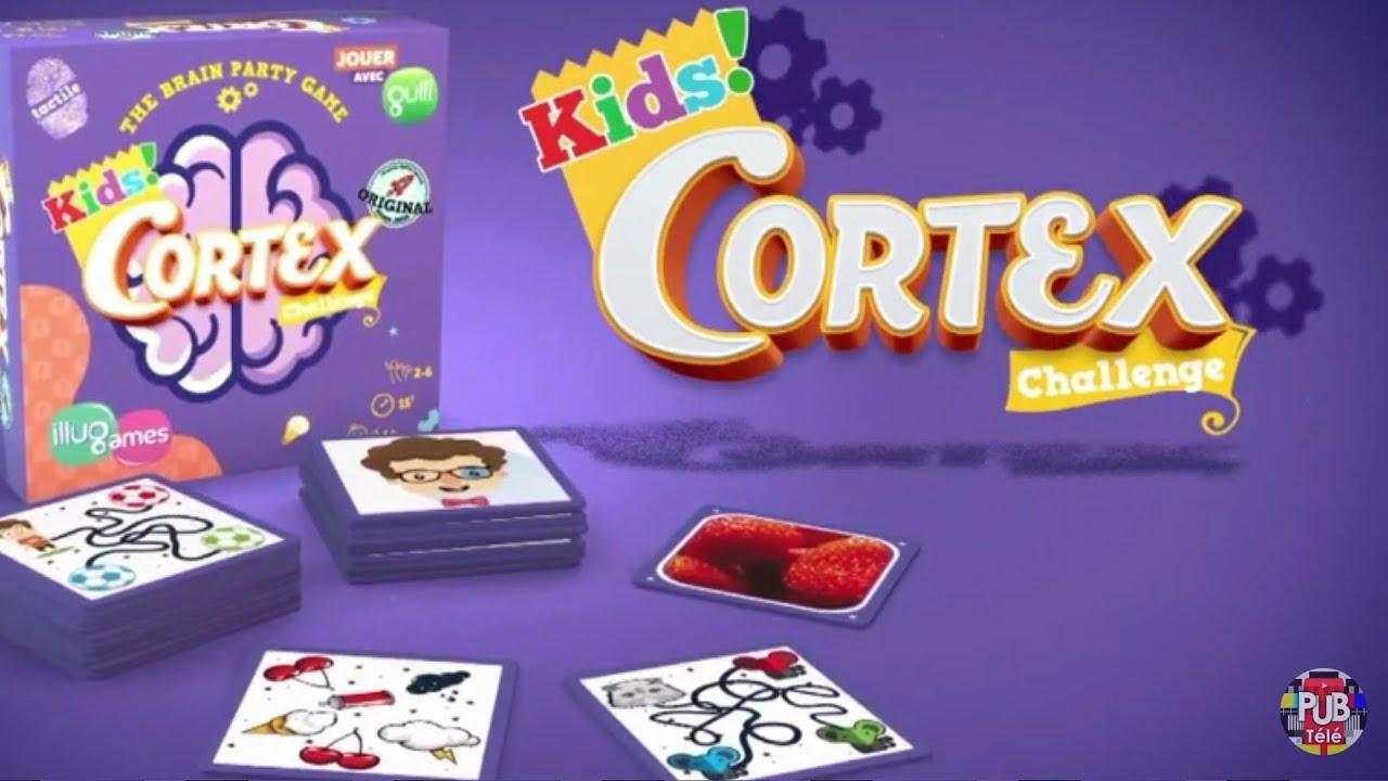 "Musique de la pub Cortex challenge kids! Gulli games  ""the brain party game"" Pub 17s 2021"