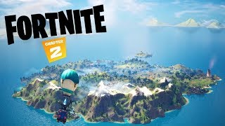 FORTNITE THE END - BLACK HOLE NOTHING EVENT LIVE - SECRET MESSAGES DECODED - THE NOTHING TIMER