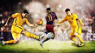 FC Barcelona most skilful moments 2015/16