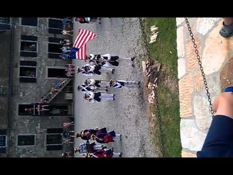 Olde Saratoga at Fort Ticonderoga