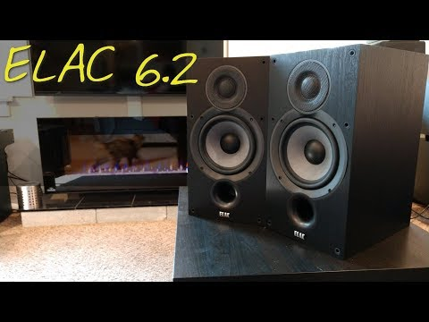 Z Review - ELAC Debut 6.2 {Good Enough!}