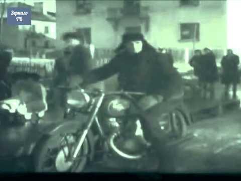 Ангарск, молодой город восточной Сибири в Иркутской области, 1960 г. кинохроника