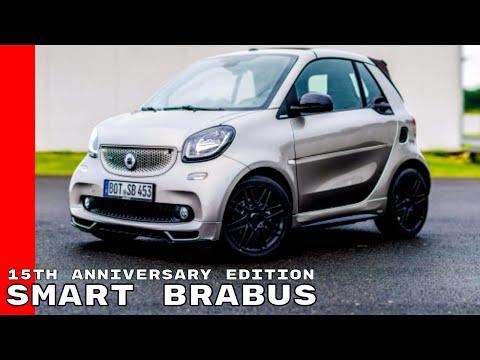 2018 Smart BRABUS 15th Anniversary Edition Review