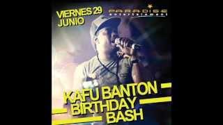 Kafu Banton Feat Raices Y Cultura En Vivo 2012 CD COMPLETO