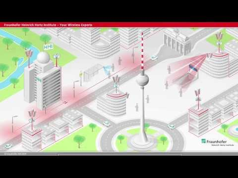 Topic Overview Of The Fraunhofer HHI - Wireless Communications And Network Department