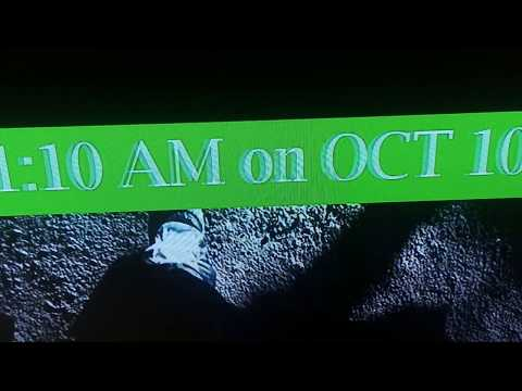 ABC 8 (WTNH) EAS Connecticut Required Monthly Test 10-10-2018 1:10 AM