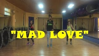 Cris Zumba - MAD LOVE Sean Paul, David Guetta ft Becky G