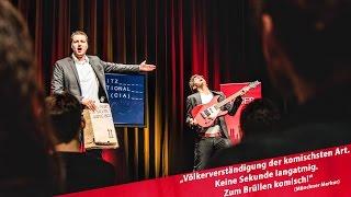 Trailer: Stelzner & Bauer - die Sächsisch-Bayerische Satireshow