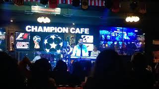 Dorman Manik dan Rani Simbolon (LIVE) Ho Do Sasude CHAMPION CAFE MEDAN