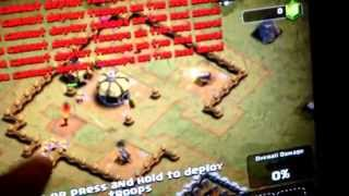 Clash of clans #first video battle !! ( Brandon's clash of clans battle and episodes )