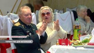 Дмитрий Голубов подарил ветеранам электронные тонометры(В 1941 году Алексею Нужненко было всего 15 лет. На фронт попал в 43 - м. Воевал в воздушно-десантных войсках - на..., 2016-05-06T19:07:48.000Z)