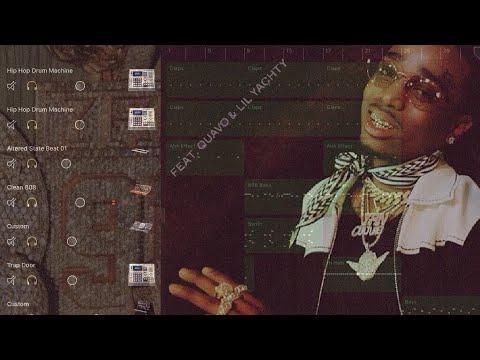 A-Trak - Believe ft. Quavo & Lil Yachty (Instrumental Remake)