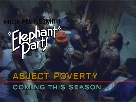 Michael Nesmith - Abject Poverty from Elephant Parts