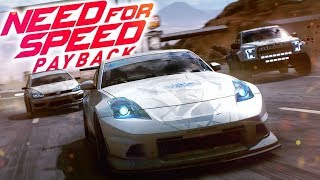 NEED FOR SPEED PAYBACK GAMEPLAY WALKTHROUGH LIVESTREAM PS4
