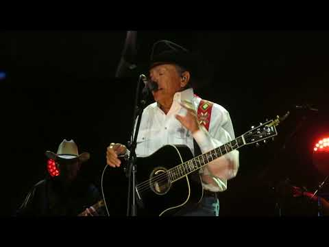 George Strait - She'll Leave You With a Smile/2018/New Orleans, LA/Superdome