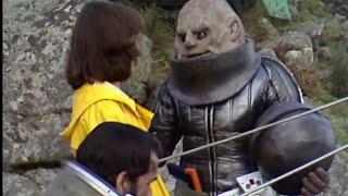 Sarah Jane Meets A Sontaran | The Sontaran Experiment | Doctor Who | BBC