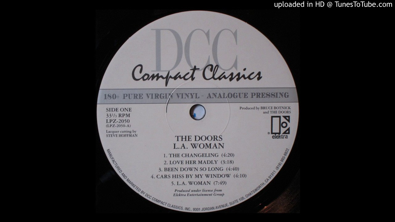 The Doors - The Changeling (Vinyl) & The Doors - The Changeling (Vinyl) - YouTube