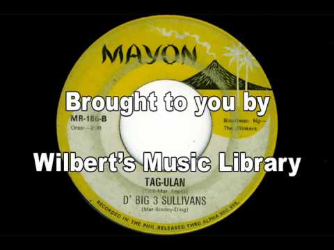 TAG-ULAN (1973) - D' Big 3 Sullivans