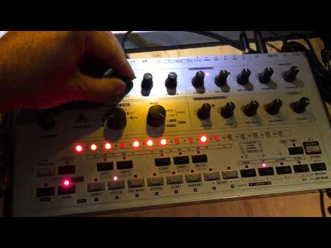 Avalon instruments bassline