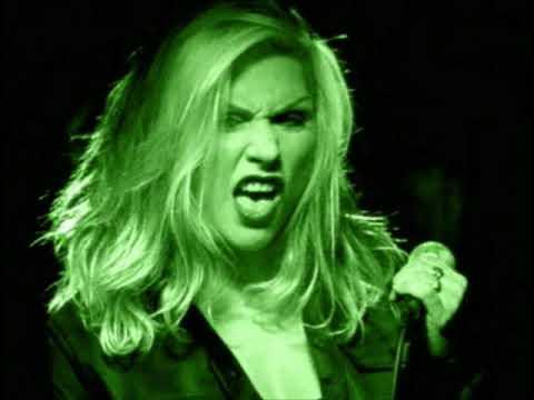 Blondie Screaming Skin