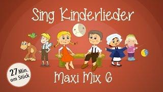 Sing Kinderlieder Maxi-Mix 6: Taler, Taler u.v.m. - Kinderlieder zum Mitsingen | Sing Kinderlieder